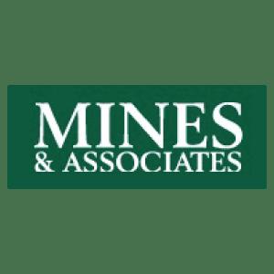 client logo mines & associates