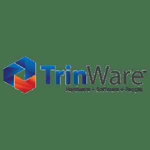 client logo trinware